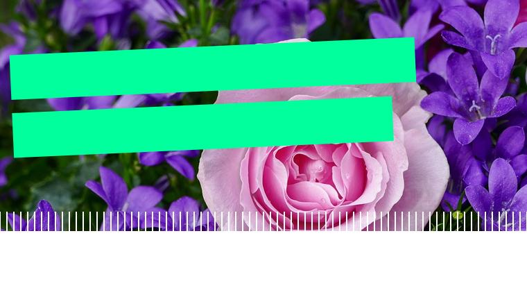 背景画像テンプレート無料18flower