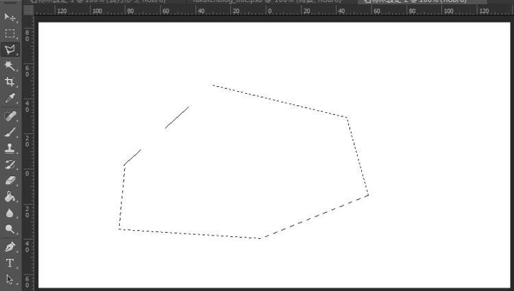 Photoshopでの画像の切り抜きにおすすめの多角形ツール03