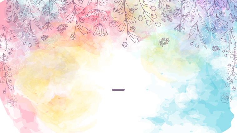 春に使えるかわいい背景のフリー素材03