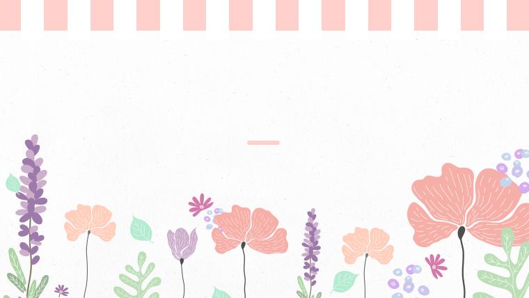 春に使えるかわいい背景のフリー素材08pink