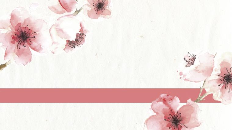 春に使えるかわいい背景のフリー素材11