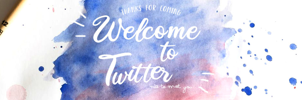 おしゃれで可愛いTwitterのヘッダーフリー素材34